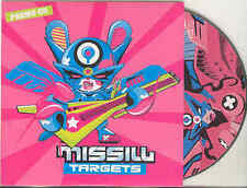 Missill-targets CD dans cardcover