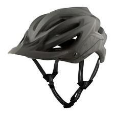 Troy Lee Designs Helmets A2 Decoy Mountain Bike Adult Black Stone Gray Small