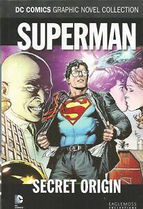 °SUPERMAN: SECRET ORIGIN #31 DC COMICS GRAPHIC NOVEL° English 2016 Auf English