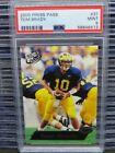 2000 Press Pass Tom Brady Rookie Card RC #37 PSA 9 Mint Patriots D208