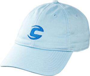 Awesome Cannondale Unisex C-Logo Baseball Hat Cap, Light Blue One Size NEW