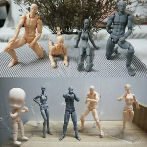Drawing Action Figure Model Body Kun Chan Figuarts Mannequin Doll for Artist SHF