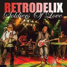 Retrodelix - Soldiers Of Love - Krautrock vets go hippy on classic rock CD