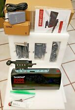 WISE 2086 SERIES 14 NEW  2020   FOOT PEDAL AND GRIPPER TOOL