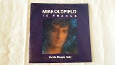 Vinyle 45 tours Mike Oldfield To France, In the pool