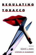 NEW Regulating Tobacco