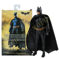 "NECA DC Comics Batman Begins 7"" Action Figure DC Universe Statue Collection Doll"