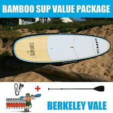 Stand Up Paddle Board PACKAGE with Paddle CMP SUP 10' 10'6 (Bamboo Blue)