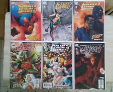 Justice League of America comic book lot(DC,2006)