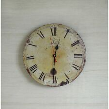 New Large Vintage Wall Clock Office Retro Timepiece With Gorgeous Roman Numeral