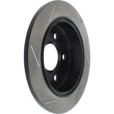 Disc Brake Rotor-Rear Disc Rear Left Stoptech 126.62058SL