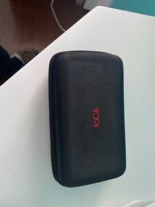 Tumi travel case with accessories