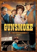Gunsmoke: The Tenth Season Volume 2 [New DVD] Black & White, Boxed Set, Full F