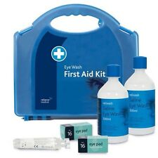 First Aid Kit Eye Wash Station