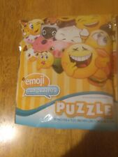 CARDINAL INDUSTRIES, INC.emoji bagged puzzle 100 pieces new