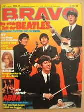 BRAVO 52 1978 Beatles Nastassja Kinski ABBA Paul McCartney Leonard Nimoy Boy