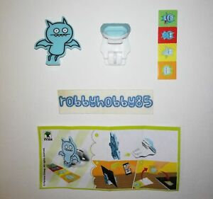 VV304 PORTA CELLULARE ICE BAT + BPZ KINDER MERENDERO JOY ITALIA 2021 UGLY DOLLS