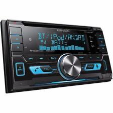 KENWOOD DPX523BT DOUBLE DIN CAR USB CD RECEIVER STEREO BLUETOOTH PANDORA CONTROL