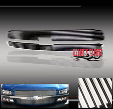 01-06 CHEVY AVALANCHE 1500 2500 FRONT UPPER BILLET GRILLE INSERT 02 03 04 05 WHB