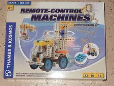 Thames & Kosmos Remote Control Machines Science Kit Educational