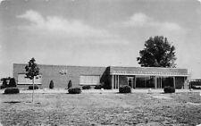 Fairfield Illinois~Wayne White Counties Rural Electric Cooperative~1950s B&W PC