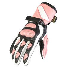 Gants en cuir pour motocyclette Hiver Femme