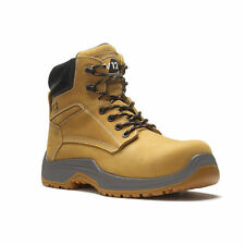 Size UK 9 Euro 43 V12 VR602.01 PUMA IGS Honey Metal Free Work Safety Derby Boots