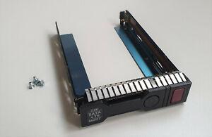 RAHMEN für HP G8 G9 HDD 7.2K SATA 4TB 862127 CADDY 3.5 Zoll RE*X