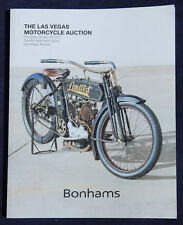 Bonhams Las Vegas Motorcycle, 2017, Vincent, Ducati, AJS, Laverda, Flying Merkel