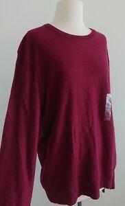 MICHAEL KORS Men's NEW Designer WOOL Blend Pullover Sweater Jumper L RRP $175