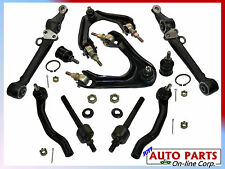 ACCORD 94-97 2 LOWER & 2 UPPER CONTROL ARMS 4 TIE RODS INNER & OUTER BALL JOINTS