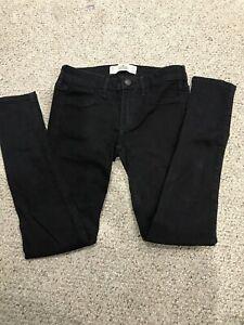 Las Mejores Ofertas En Jeans Negros Hollister Para De Mujer Ebay