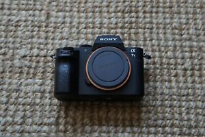 Sony A7 ii camera body only Please Read ! For parts only !