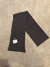 Herringbone Scarf - 50% Merino Wool & 50% Bamboo- Made in the UK by SweaterShop