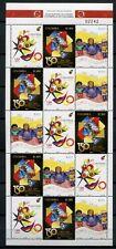 Kolumbien Colombia 2009 150 Jahre Briefmarken II Kleinbogen 2594-2596 Postfrisch