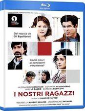 Blu Ray I NOSTRI RAGAZZI con Giovanna Mezzogiorno  ......NUOVO