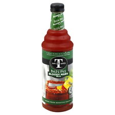 Mr & Mrs T, Mixer Bloody Mary Bold Spicy, 33.8 Oz, (Pack of 6)