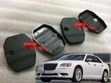 Chrysler 2012~2016 300 300c SRT8 door lock striker cover 4pcs  ◎