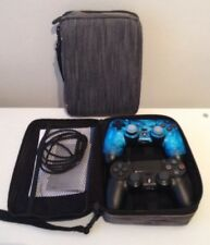 Grey Protective Carry Case Cover Pouch Bag For Playstation 2 PS4 Controllers UK