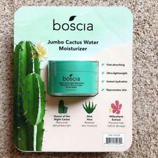 BOSCIA JUMBO CACTUS WATER MOISTURIZER 3.4 fl / oz REJUVENATES SKIN, HYDRATION