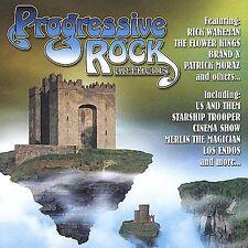 Progressive Rock Anthems Various Artists sealed new Marillion Rick Wakeman YES