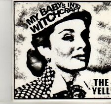 (DI331) The Yell, My Baby's Into Witchcraft - DJ CD