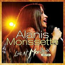 Alanis Morissette-Live at Montreux 2012-CD-Nuovo/Scatola Originale