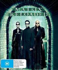 Matrix Reloaded (Blu-ray, 2009, 2-Disc Set)