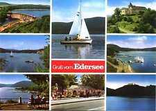 AK Edersee Dam Sailboats Boats Hesse 8 Views A_043