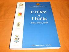 l'islam e l'italia CULTO CULTURA CIVILTA' 2003