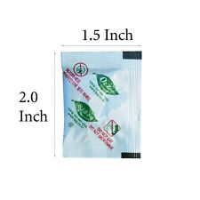 Fresh & Fresh (80 Packet) Premium Oxygen Absorbers 100 CC- (2 bag of 40 packet)
