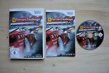 Wii-Ferrari Challenge Deluxe - (OVP, avec mode d'emploi)
