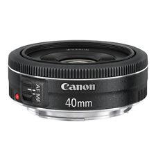 Canon 40mm EF f/2.8 STM Pancake Lens New
