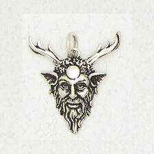 Cernunnos-925 Sterling Silver/Celtic/Pagan/Occult/Druid/Pendant/Jewelry